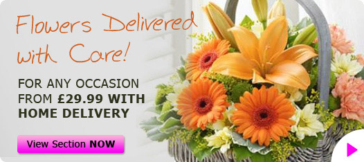 Flower Delivery from Gifts Intetnational