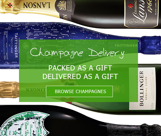 Champagne Gifts form Gifts International