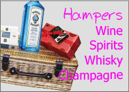 Hampers - Wine - Champagne - Whisky - Spirits